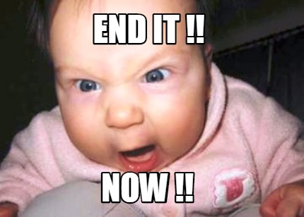 Funny Baby Meme Creator : Meme creator end it !! now !!