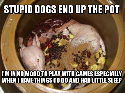 Stupid Dogs Watch Online